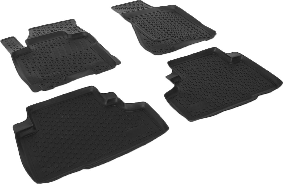 Коврики в салон Kia Sportage (05-) полиуретан21395598Коврики производятся индивидуально для каждой модели автомобиля из современного и экологически чистого материала, точно повторяют геометрию пола автомобиля, имеют высокий борт от 3 см до 4 см., обладают повышенной износоустойчивостью, антискользящими свойствами, лишены резкого запаха, сохраняют свои потребительские свойства в широком диапазоне температур (-50 +80 С)