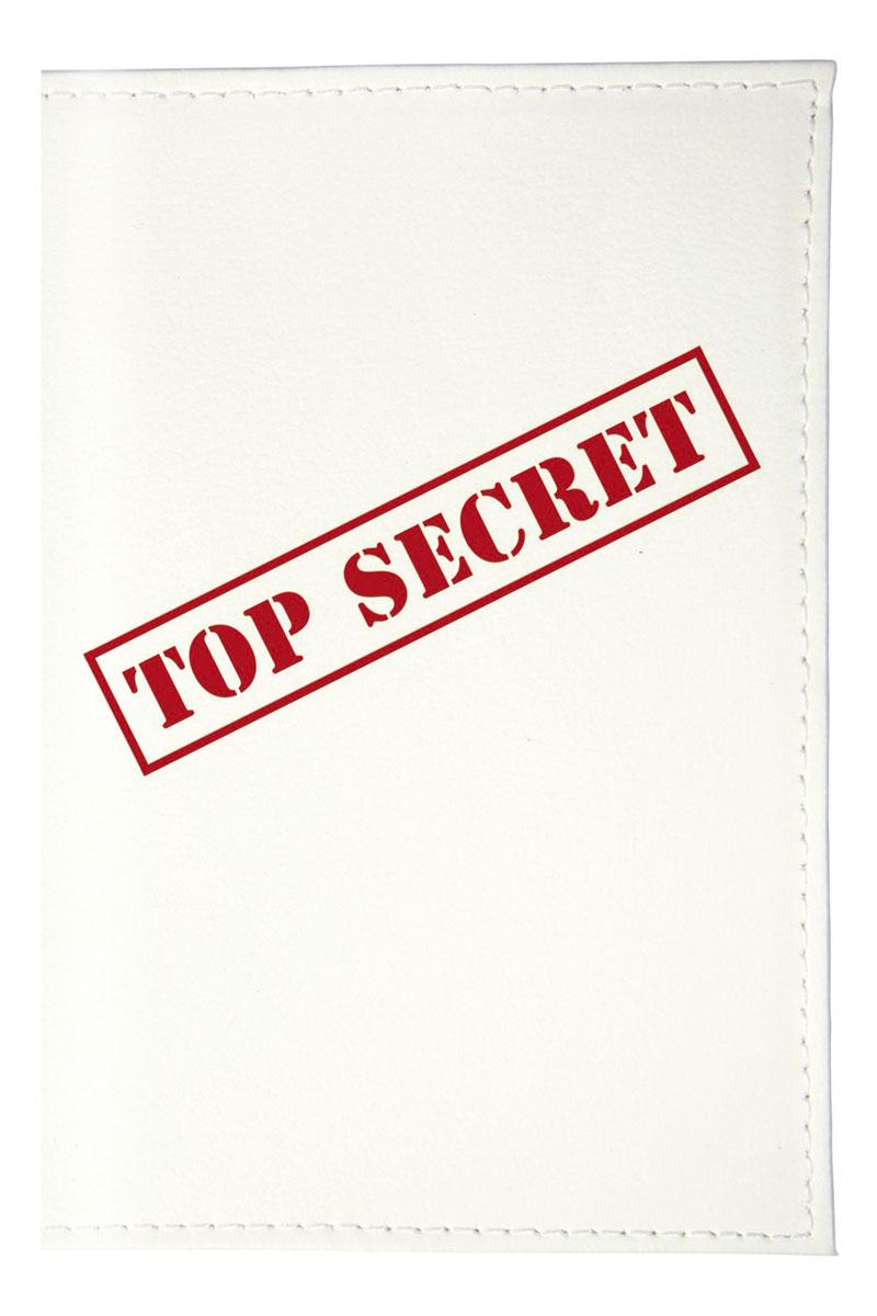 Обложка для автодокументов Mitya Veselkov Top Secret, цвет: белый. AUTOZAM1133316-001 F/BlackСтильная обложка для автодокументов Mitya Veselkov Top Secret не только поможет сохранить внешний вид ваших документов и защитить их от повреждений, но и станет стильным аксессуаром, идеально подходящим вашему образу.Она выполнена из ПВХ, внутри имеет съемный вкладыш, состоящий из шести файлов для документов, один из которых формата А5.Такая обложка поможет вам подчеркнуть свою индивидуальность и неповторимость!Обложка для автодокументов стильного дизайна может быть достойным и оригинальным подарком.