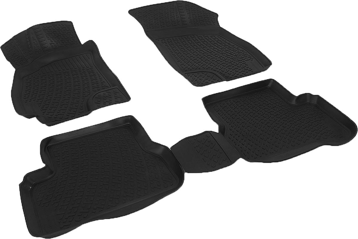 Набор автомобильных 3D-ковриков L.Locker для Hyundai Accent (01-), в салон, 4 шт0205060101Коврики L.Locker производятся индивидуально для каждой модели автомобиля из современного и экологически чистого материала, точно повторяют геометрию пола автомобиля, имеют высокий борт от 3 см до 4 см, обладают повышенной износоустойчивостью, антискользящими свойствами, лишены резкого запаха, сохраняют свои потребительские свойства в широком диапазоне температур (от -50°С до +80°С).