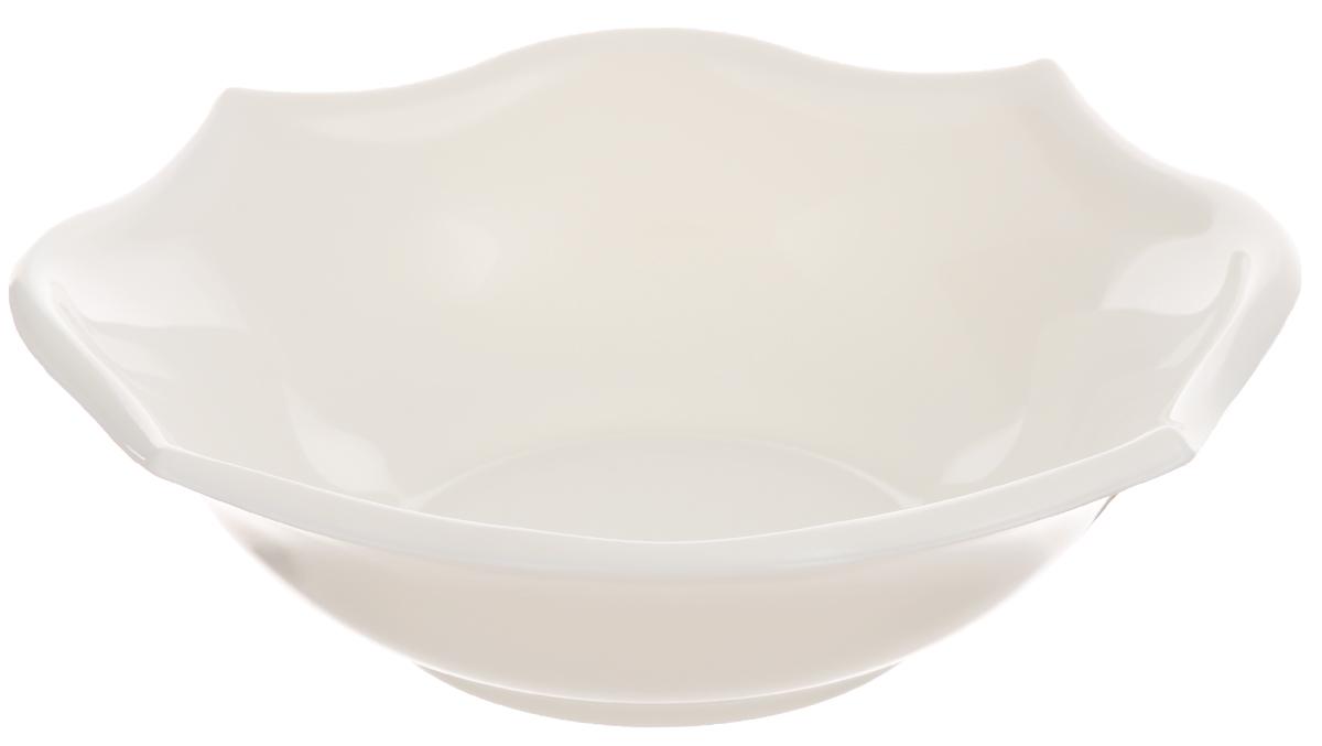 Миска Luminarc Louisa, диаметр 17 см115510Миска Luminarc Louisa выполнена из высококачественного стекла. Изделие сочетает в себеизысканный дизайн с максимальной функциональностью. Она прекрасно впишется в интерьер вашей кухни и станет достойным дополнением к кухонному инвентарю. Миска Louisa подчеркнет прекрасный вкус хозяйки и станет отличным подарком. Диаметр миски (по верхнему краю): 17 см.