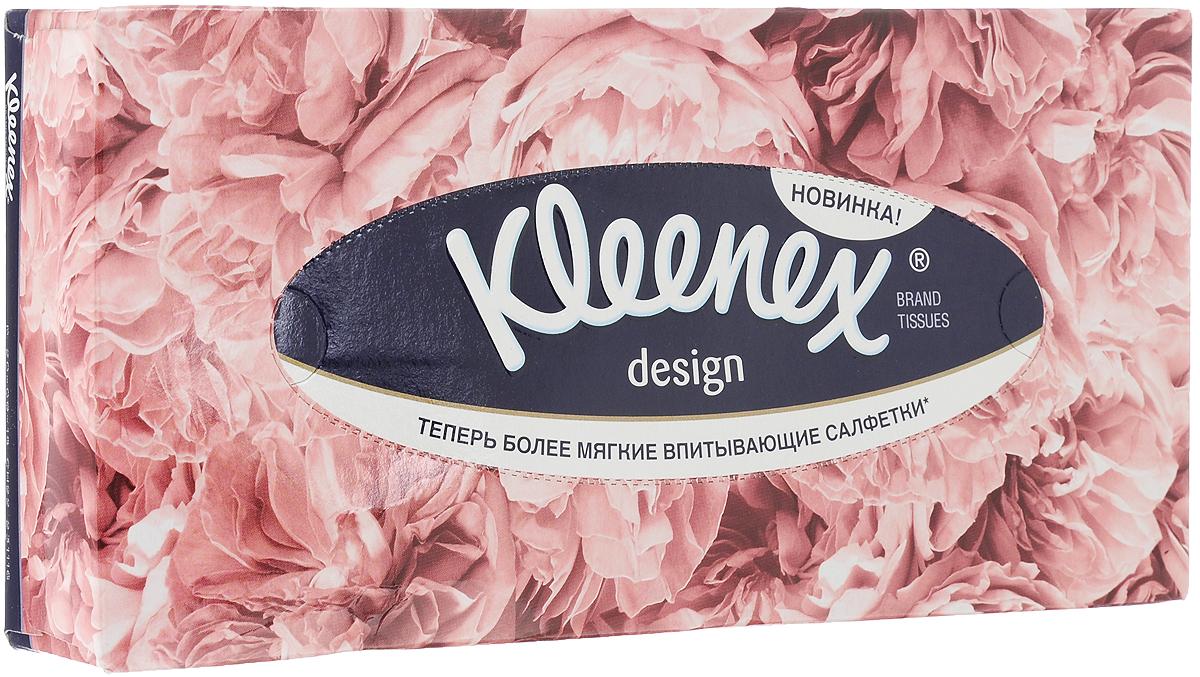 Салфетки универсальные Kleenex Design, двухслойные, 70 шт. 26083177MW-3101Двухслойные, мягкие, гигиенические салфетки Kleenex Design изготовлены из высококачественного, экологически чистого сырья - 100% первичной целлюлозы. Салфетки обладают большой впитывающей способностью. Не вызывают аллергию, не раздражают чувствительную кожу. Благодаря уникальной мягкости, салфетки заботятся о вашей коже во время простуды. Просты и удобны в использовании. Применяются дома и в офисе, на работе и отдыхе. Для хранения салфеток предусмотрена специальная коробочка. Выберите себе настроение! Как всегда разные: яркие и спокойные, задорные и утонченные коробочки с салфетками Kleenex Design найдут свое место в любом уголке вашей квартиры и добавят в ваш дом теплоты и уюта даже в самый хмурый день. Товар сертифицирован.Размер салфетки: 21,6 х 21,6 см. Комплектация: 70 шт.