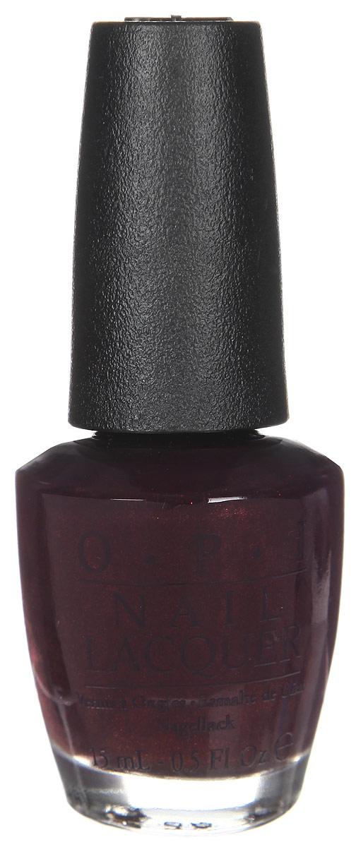 OPI Лак для ногтей 15 мл Midnight In Moscow, 15 мл5010777139655Лак для ногтей OPI быстросохнущий, содержит натуральный шелк и аминокислоты. Увлажняет и ухаживает за ногтями. Форма флакона, колпачка и кисти специально разработаны для удобного использования и запатентованы.