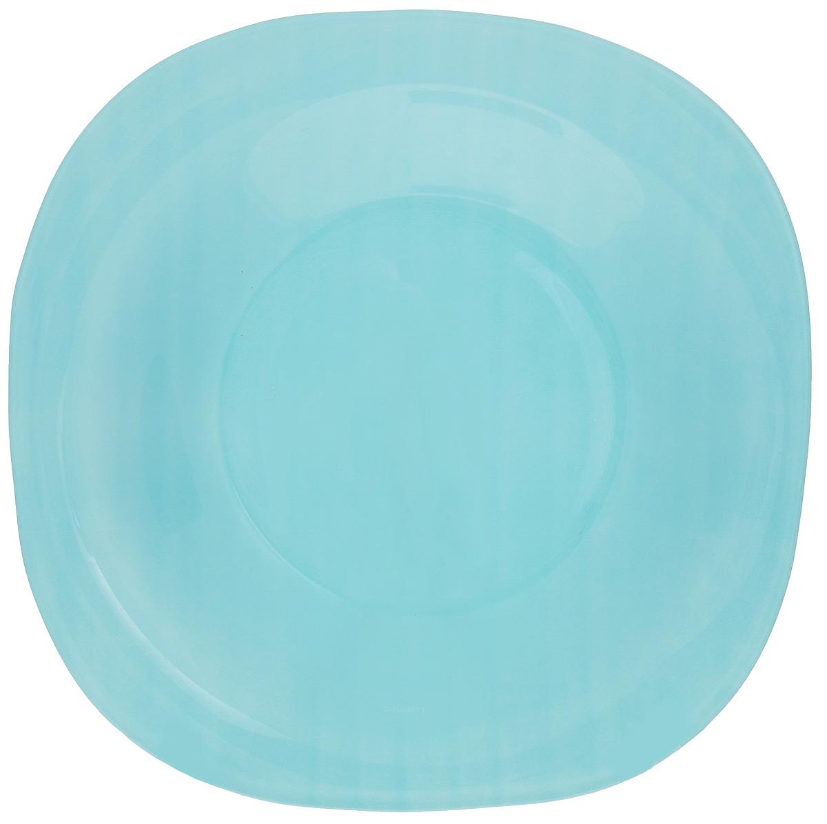 Тарелка глубокая Luminarc Colorama, диаметр 20,5 см54 009312Глубокая тарелка Luminarc Colorama выполнена изударопрочного стекла и оформлена в классическом стиле.Изделие сочетает в себе изысканный дизайн с максимальнойфункциональностью. Она прекрасно впишется винтерьер вашей кухни и станет достойным дополнениемк кухонному инвентарю. Тарелка Luminarc Colorama подчеркнет прекрасный вкус хозяйкии станет отличным подарком. Диаметр (по верхнему краю): 20,5 см.Высота стенки: 3 см.