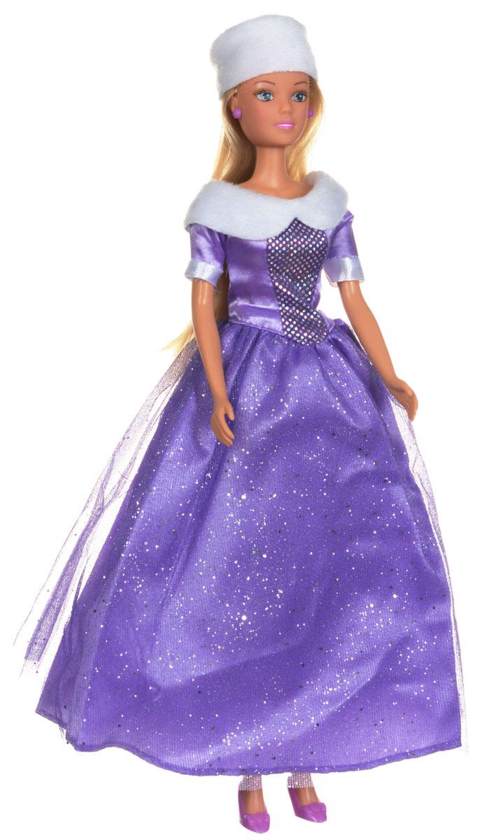 Simba Кукла Штеффи Зимняя принцесса