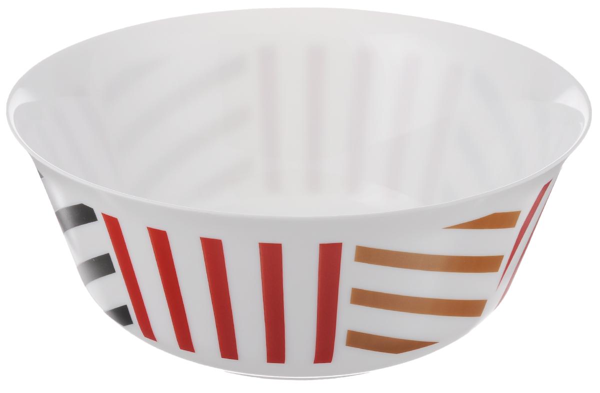 Салатник Luminarc Balnea, диаметр 24 смH2474Великолепный круглый салатник Luminarc Balnea, изготовленный из ударопрочного стекла, прекрасно подойдет для подачи различных блюд: закусок, салатов или фруктов. Такой салатник украсит ваш праздничный или обеденный стол, а оригинальное исполнение понравится любой хозяйке. Диаметр салатника (по верхнему краю): 24 см.