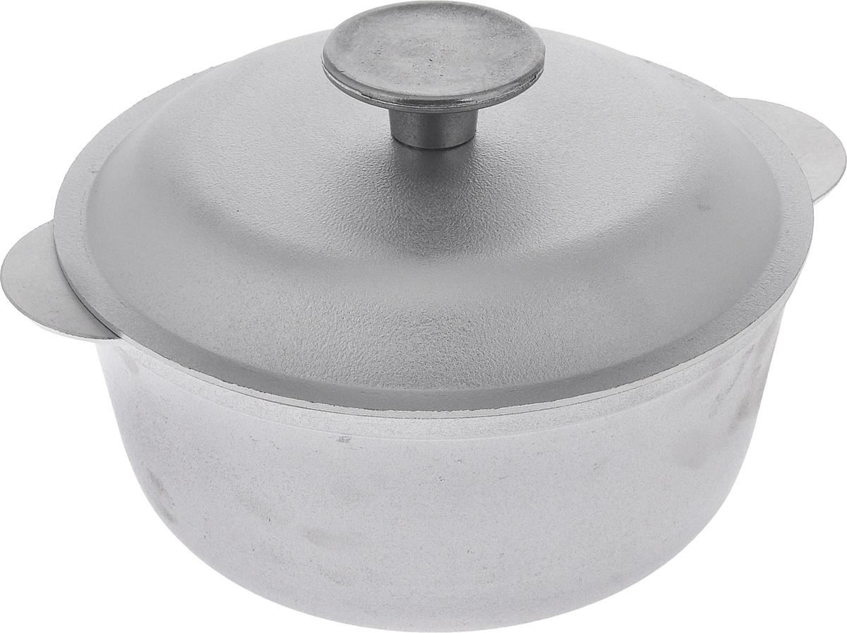 Кастрюля Биол с крышкой, 1,5 л391602Кастрюля Биол изготовлена из литого алюминия. Посуда равномерно и быстро нагревается, позволяя существенно сократить время приготовления пищи. Изделие оснащено плотно прилегающей крышкой, позволяющей сохранить аромат готовящегося блюда.Кастрюля снабжена эргономичными ручками. Нельзя оставлять приготовленную пищу в посуде для хранения. Подходит для газовых, электрических и стеклокерамических типов плит, кроме индукционных. Рекомендовано мыть вручную. Диаметр по верхнему краю: 18 см. Ширина (с учетом ручек): 21 см.Высота стенки: 8,3 см.Толщина стенки: 3 м. Толщина дна: 3 мм. Диаметр основания: 13 см.