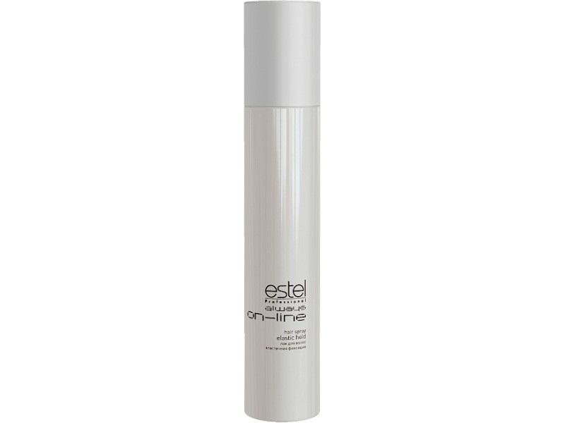 Estel Always On-Line Лак для волос ультрасильная фиксация 400 мл