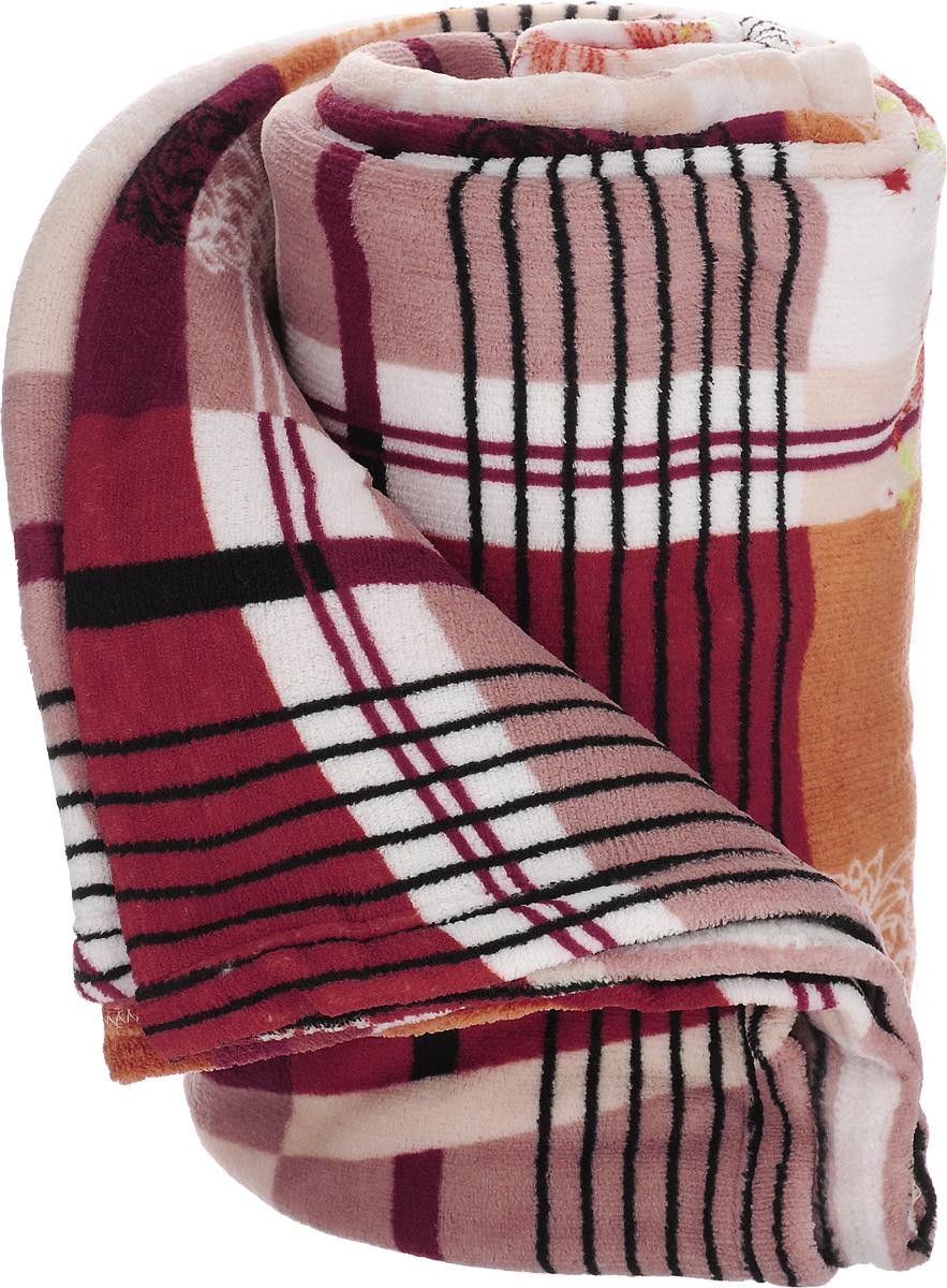 Плед Amore Mio Lattice, цвет: оранжевый, белый, светло-коричневый, 180 х 220 см63200Мягкий, теплый и уютный плед Amore Mio Lattice изготовлен из микрофайбера (100% полиэстер). Благодаря своей структуре плед отлично удерживает тепло, не накапливает статическое электричество. Микрофайбер - мягкий материал, гипоаллергенен и экологичен. Благодаря уникальной технологии окрашивания, плед прекрасно отстирывается, не линяет и не скатывается. Изделие легко стирается, быстро сохнет и практически не мнется.