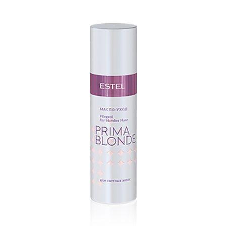 Estel Prima Blonde - Масло-уход для светлых волос 100 млFS-00897Ценные масла инка-инчи и витамин Е, гармонично соединенные в составе продукта, непревзойденно восстанавливают волосы. Полезные природные ингредиенты максимально питают и увлажняют, придают гладкость, шелковистость и обворожительный блеск. Масло-уход не перегружает волосы, обеспечивает термозащиту при укладке и на протяжении долгого времени заботится о здоровье Ваших волос.Результат: Масла инка-инчи и камелии – восстанавливает и увлажняет волосы Витамин Е – защищает и укрепляет волосы.