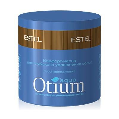 Estel Otium Aqua Hydro-маска для волос Глубокое увлажнение 300 млCF5512F4Estel Otium Aqua Hydro - маска для волос «Глубокое увлажнение» интенсивно увлажняет нормальные, сухие и ломкие волосы, восстанавливает структуру волос. Хорошо кондиционирует, придает гладкость, эластичность и упругость.Обладает антистатическим эффектом. В результате идеально ухоженные, блестящие волосы.
