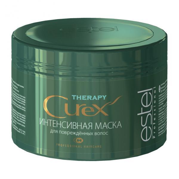 Estel Curex Therapy Интенсивная маска для поврежденных волос 500 млFS-00897Estel Curex Therapy Интенсивная маска для поврежденных волос интенсивно питает сухие, поврежденные волосы. Входящие в состав натуральные компоненты бетаин и масло жожоба увлажняют волосы и способствуют сохранению влаги. Пантенол и витамин Е восстанавливают поврежденную структуру волос, делая их здоровыми и красивыми.