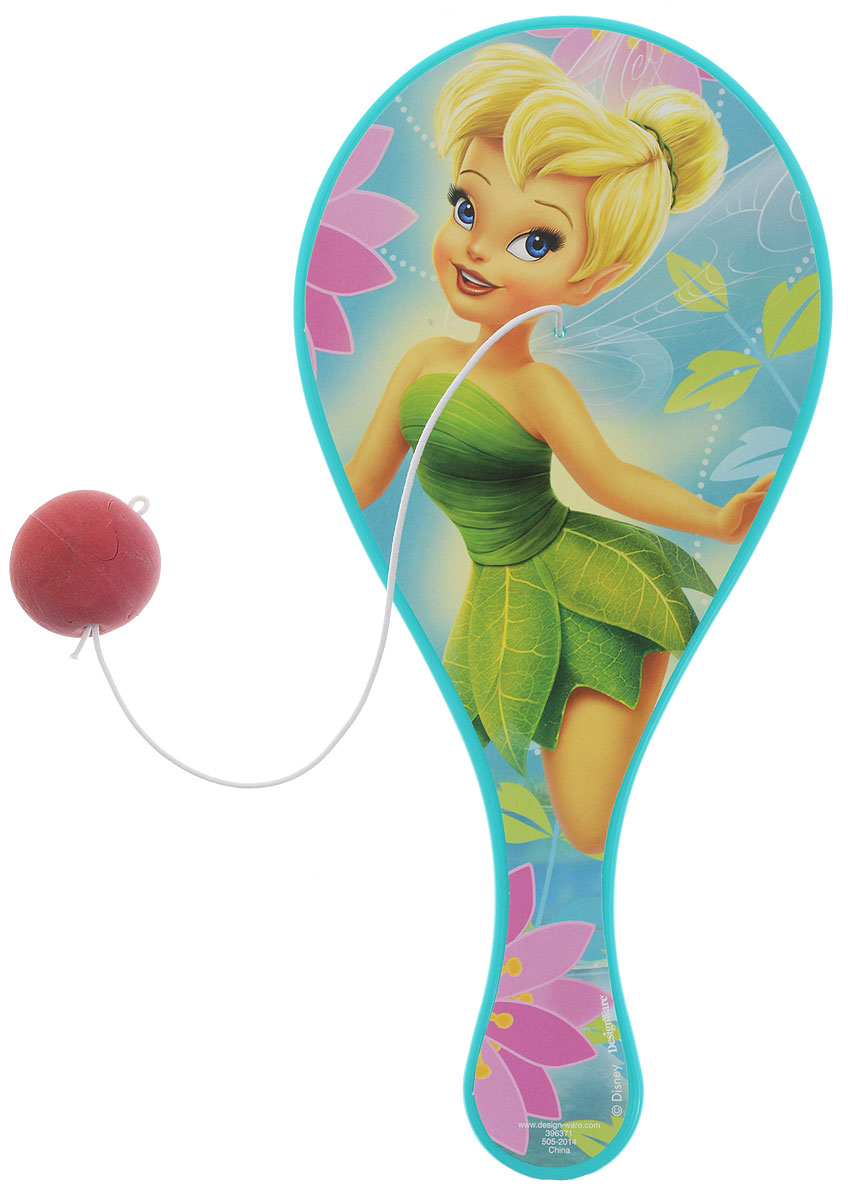 Amscan Игра Лапта с мячиком Фея Динь-Динь