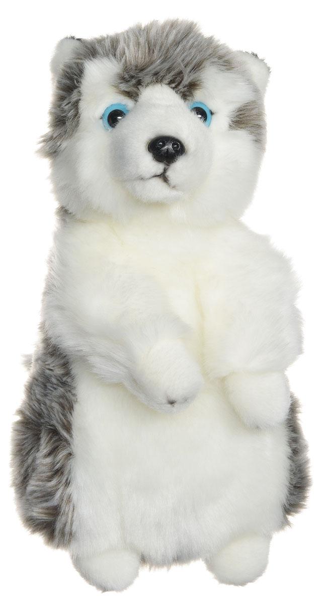 Maxi Toys Мягкая игрушка Хаски стоячий 25 см maxi toys мягкая игрушка антистресс