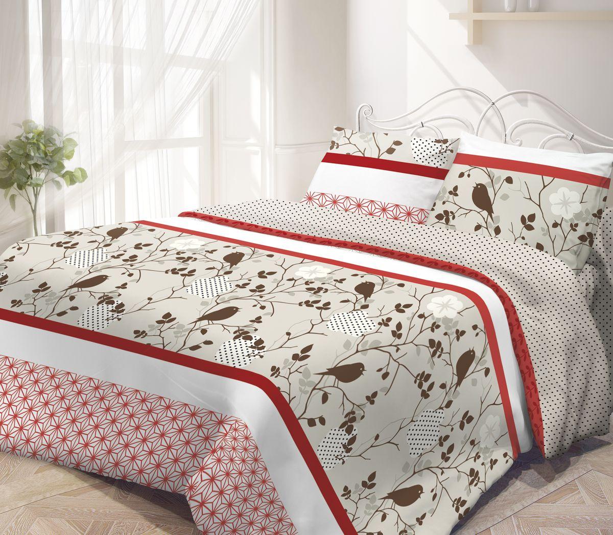 Комплект белья Гармония, 1,5-спальный, наволочки 50 х 70. 190835190835