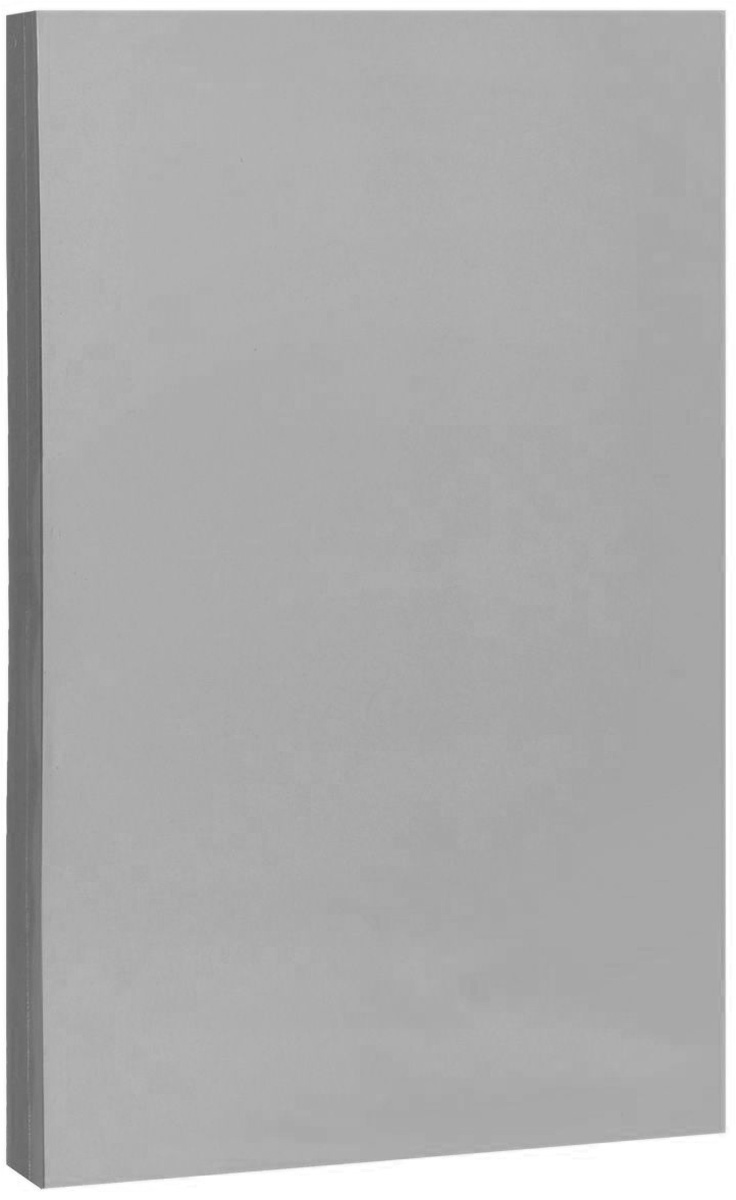 Фотокартон Folia, цвет: серый, 21 х 30 см, 50 листов0775B001Фотокартон Folia - это цветная плотная бумага. Используется для изготовления открыток, пригласительных, дляскрапбукинга, для изготовления паспарту и других декоративных или дизайнерских работ.