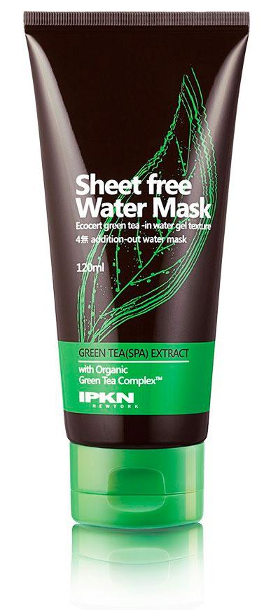 IPKN Увлажняющая маска с экстрактом зеленого чая NEWYORK, 120 млN.S-2.3Экстракт зеленого чая обладает целым рядом полезных свойств: антиоксидантными, противовоспалительными, антибактериальными, смягчающими, ранозаживляющими, улучшает цвет лица, усиливает защитные свойства кожи. Средства с экстрактом зеленого чая могут использоваться для всех типов кожи лица, в том числе и самой чувствительной.