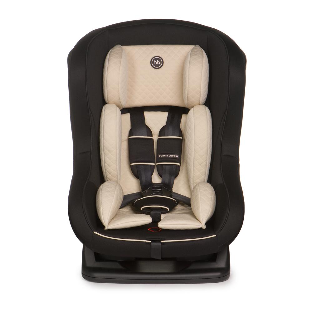 Happy Baby Автокресло Passenger Black до 18 кгВетерок 2ГФАвтокресло Happy Baby Passenger Black - это удобное, элегантное кресло для детей до 18 кг (группа 0/1), предназначенное для комфортных поездок в автомобиле.Безопасность в машине обеспечивают пятиточечные ремни безопасности, а три положения наклона спинки позволят малышу безмятежно уснуть в пути. Модель отлично впишется в интерьер салона вашего автомобиля, имеет мягкий вкладыш для самых маленьких путешественников, фиксатор натяжения ремня и съемный чехол для удаления загрязнений. Плавные, изящные линии автокресла мягко обволокут малыша, а вместительное сиденье подарит ему необыкновенный комфорт. Устанавливается лицом по ходу или против движения автомобиля, в зависимости от возраста и веса ребенка.