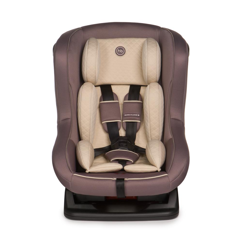 Happy Baby Автокресло Passenger Grey до 18 кгВетерок 2ГФАвтокресло Happy Baby Passenger Grey - это удобное, элегантное кресло для детей до 18 кг (группа 0/1), предназначенное для комфортных поездок в автомобиле.Безопасность в машине обеспечивают пятиточечные ремни безопасности, а три положения наклона спинки позволят малышу безмятежно уснуть в пути. Модель отлично впишется в интерьер салона вашего автомобиля, имеет мягкий вкладыш для самых маленьких путешественников, фиксатор натяжения ремня и съемный чехол для удаления загрязнений. Плавные, изящные линии автокресла мягко обволокут малыша, а вместительное сиденье подарит ему необыкновенный комфорт. Устанавливается лицом по ходу или против движения автомобиля, в зависимости от возраста и веса ребенка.