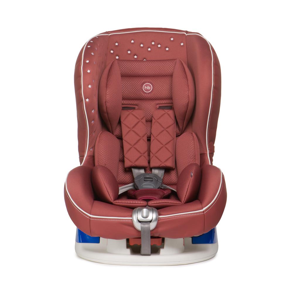Happy Baby Автокресло Taurus V2 Bordo до 18 кгCA-3505Автокресло Happy Baby Taurus V2 Bordo - это удобное, повышенной комфортности кресло для детей до 18 кг (группа 0/1).Съемный чехол автокресла создан из высококачественной, приятной на ощупь эко-кожи и имеет текстильный матрасик, который создает дополнительный комфорт для ребенка. Безопасность гарантируют пятиточечные ремни безопасности с мягкими накладками, а дополнительная анатомическая вкладка позволит занять малышу уютное правильное положение. Модель имеет выдвижную опору для дополнительного угла наклона и устанавливается лицом по ходу или против движения автомобиля, в зависимости от возраста и веса ребенка. Дизайн выполнен с использованием декоративной вышивки и стежки, что создает неповторимый стильный образ автокресла.Внешний вид кресла подчеркнет изысканный вкус родителей и украсит салон вашего автомобиля.