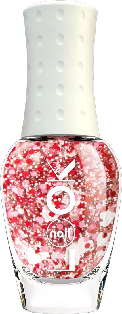 nailLOOK Лак для ногтей Trends Miracle Top розовый с крупным глиттером(сердечки)28032022Miracle Top - коллекция верхних покрытий с разными яркими эффектами. Верхнее покрытие с крупным глиттером ( сердечки)