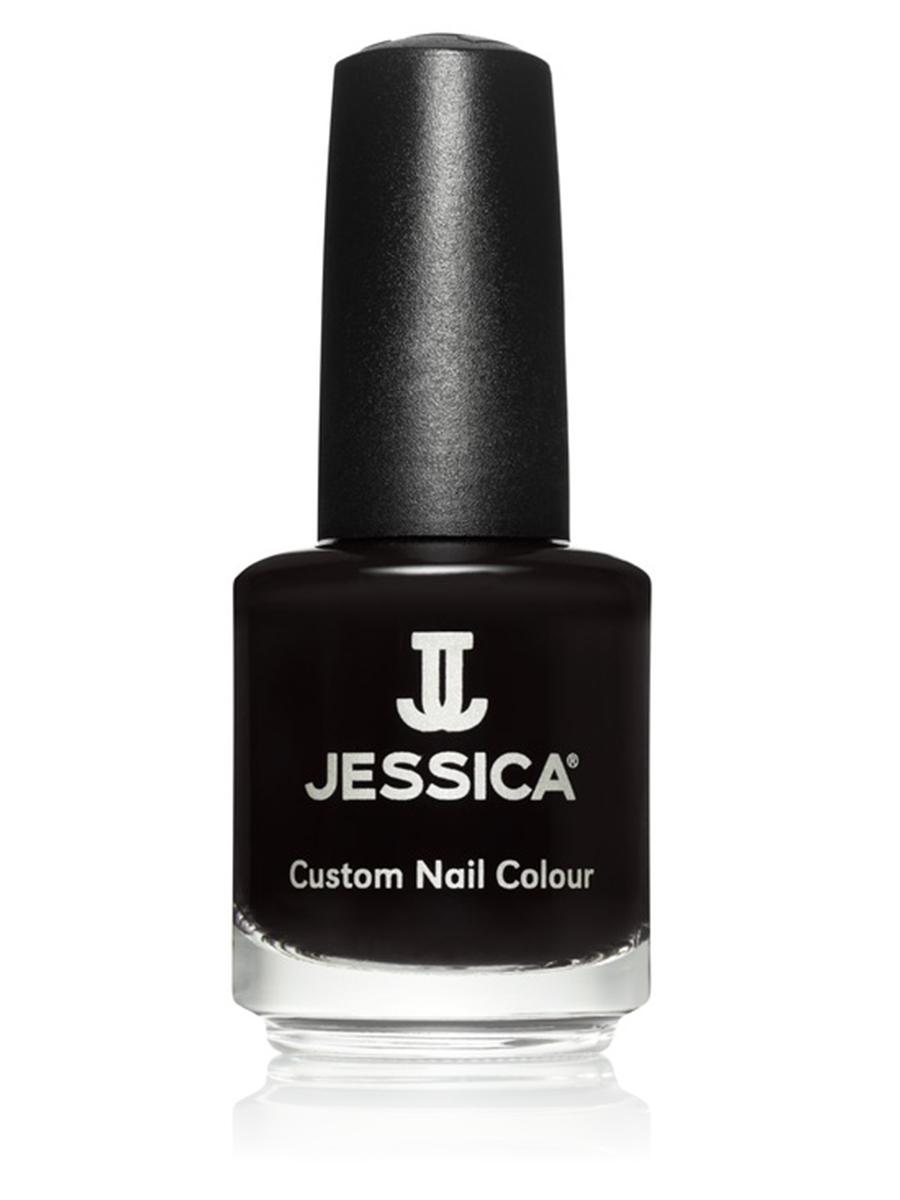 Jessica Лак для ногтей № 758 Black Lustre, 14,8 мл28032022Лаки JESSICA содержат витамины A, Д и Е, обеспечивают дополнительную защиту ногтей и усиливают терапевтическое воздействие базовых средств и средств-корректоров.