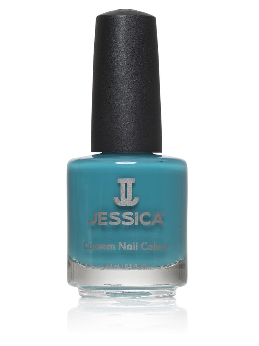 Jessica Лак для ногтей № 1100 Faux Fur Blue, 14,8 мл1092018Лаки JESSICA содержат витамины A, Д и Е, обеспечивают дополнительную защиту ногтей и усиливают терапевтическое воздействие базовых средств и средств-корректоров.