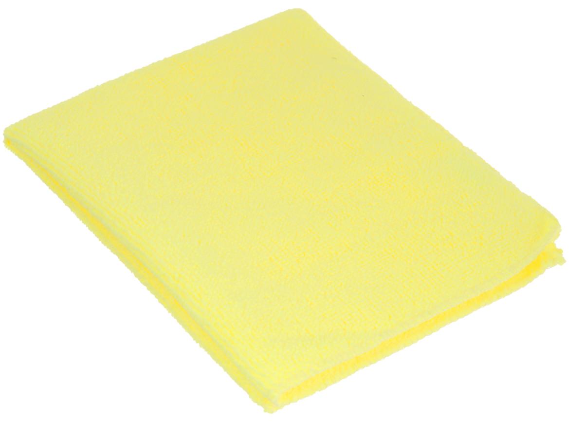 Салфетка для мебели и полированных поверхностей Eva, цвет: желтый, 35 х 30 смVT-1840-BKСалфетка Eva, выполненная из микрофибры, прекрасно подойдет для мебели и полированных поверхностей. Благодаря своей структуре, она отлично полирует, впитывает влагу и не оставляет царапин и ворса на поверхности, экономит полирующие средства и быстро сохнет.