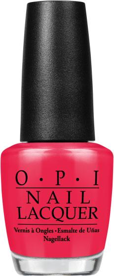 OPI Лак для ногтей Shes a Bad Muffaletta!, 15 млSC-FM20104Весеняя коллекция лаков для ногтей New Orleans by OPI погружает нас в атмосферу тепла и света. Яркие оттенки напоминают о весне и заставляют улыбаться. Почувствуйте наступление весны с лаками OPI! Лак для ногтей OPI быстросохнущий, содержит натуральный шелк и аминокислоты. Увлажняет и ухаживает за ногтями. Форма флакона, колпачка и кисти специально разработаны для удобного использования и запатентованы.