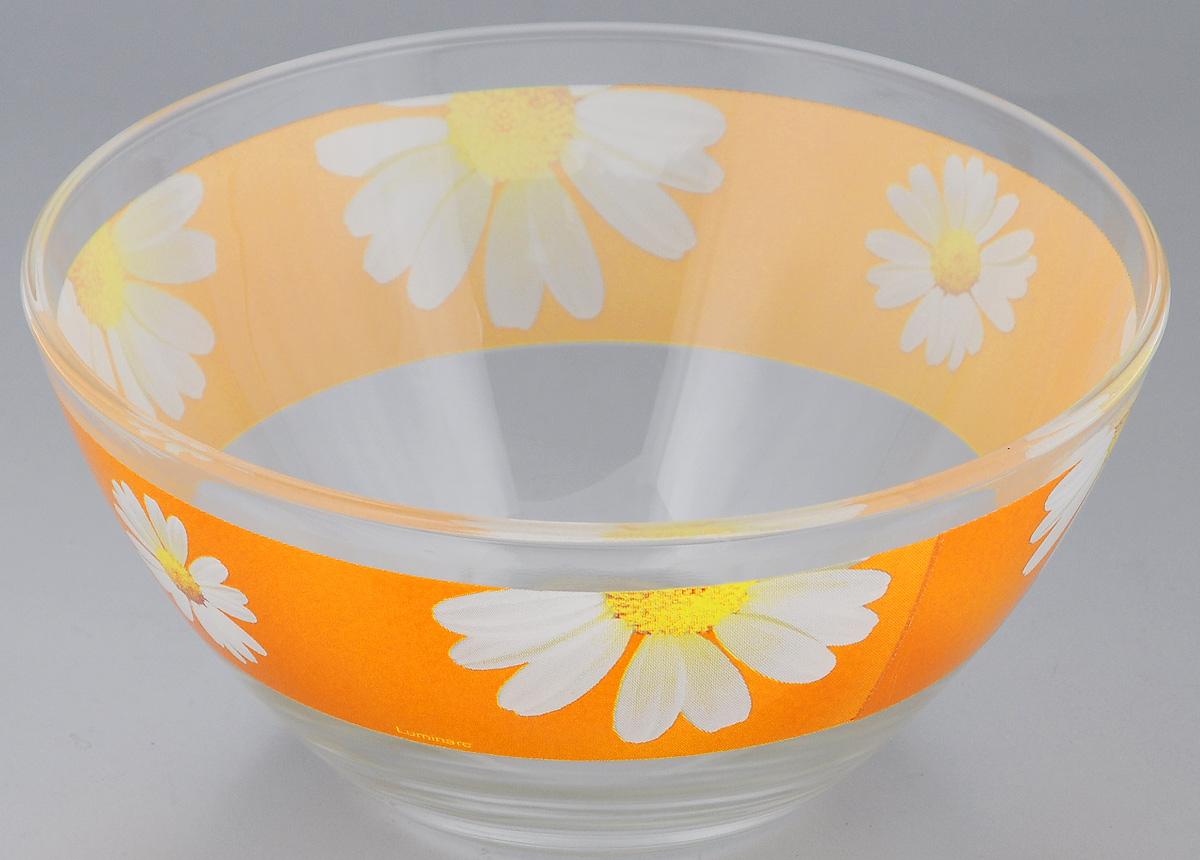 Салатник Luminarc Paquerette Melon, диаметр 17 см115510Великолепный круглый салатник Luminarc Paquerette Melon, изготовленный из ударопрочного стекла, прекрасно подойдет для подачи различных блюд: закусок, салатов или фруктов. Такой салатник украсит ваш праздничный или обеденный стол, а оригинальное исполнение понравится любой хозяйке. Диаметр салатника (по верхнему краю): 17 см.