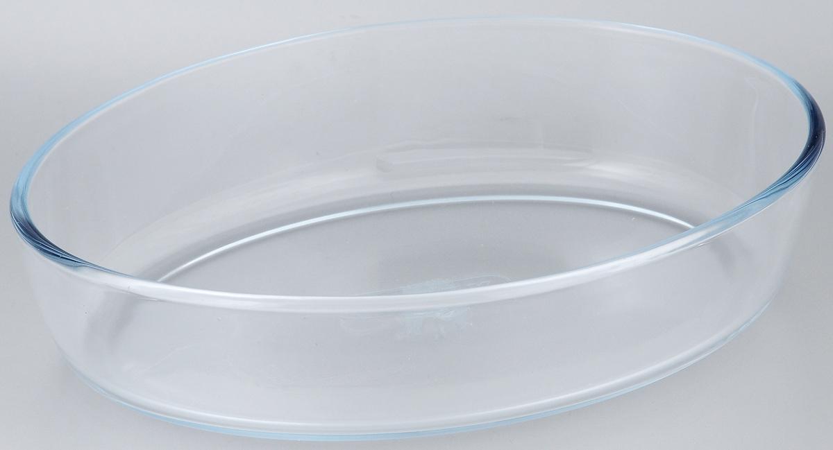 Форма для запекания Pyrex Classic, 26 х 18 см54 009312Овальная форма для запекания Pyrex Classic изготовлена из жаропрочного стекла,которое выдерживает температуру до +230°С. Форма предназначена дляприготовления горячих блюд. Не имеет ручек. Материал изделия гигиеничен, прост в уходе и обладает высокой степенью прочности. Форма идеально подходит для использования в духовках, микроволновых печах,холодильниках и морозильных камерах. Внутренний размер формы: 25 х 16,5 см.Толщина стенки: 0,5 см. Высота стенки формы: 6 см.