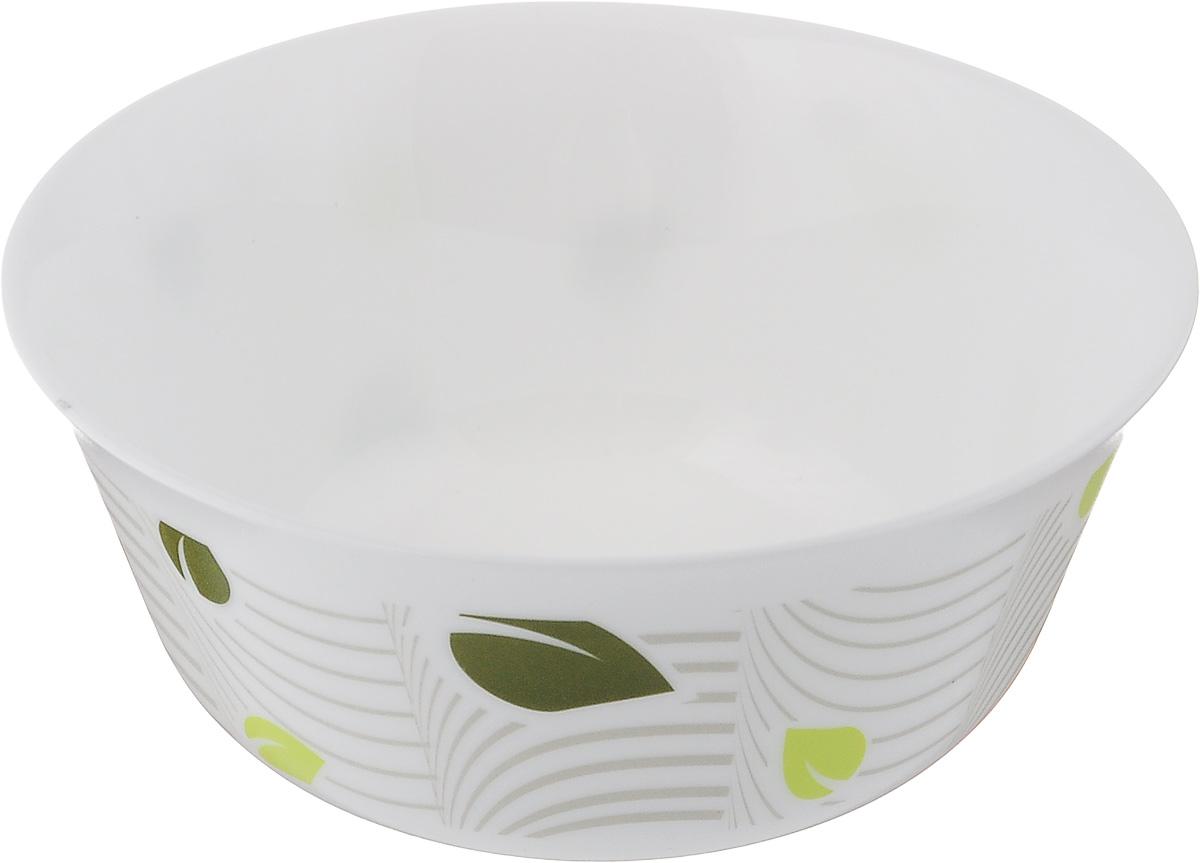 Салатник Luminarc Amely, диаметр 12 см115510Великолепный круглый салатник Luminarc Amely, изготовленный из ударопрочного стекла, прекрасно подойдет для подачи различных блюд: закусок, салатов или фруктов. Такой салатник украсит ваш праздничный или обеденный стол, а оригинальное исполнение понравится любой хозяйке. Диаметр салатника (по верхнему краю): 12 см.