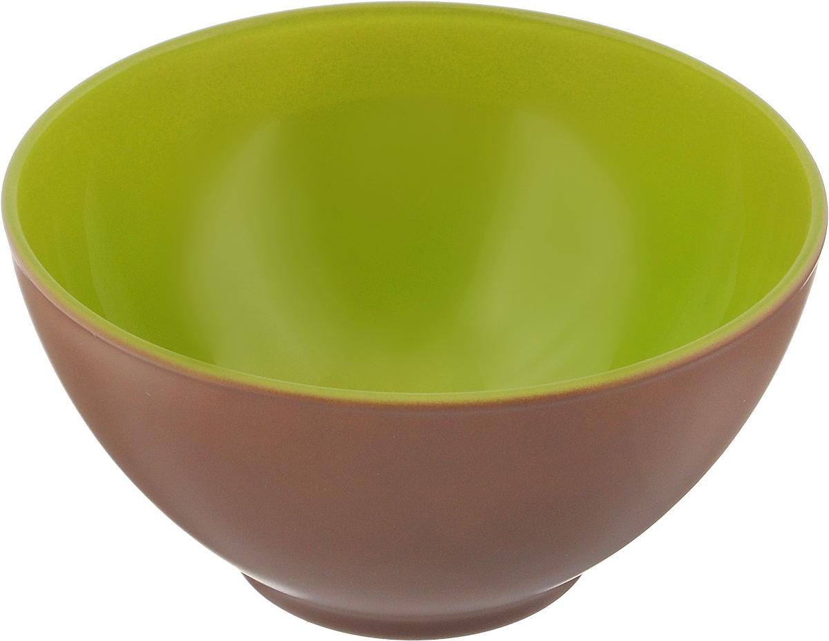 Салатник Luminarc Daily Mat, диаметр 13 см115510Великолепный круглый салатник Luminarc Daily Mat, изготовленный из ударопрочного стекла, прекрасно подойдет для подачи различных блюд: закусок, салатов или фруктов. Такой салатник украсит ваш праздничный или обеденный стол, а оригинальное исполнение понравится любой хозяйке. Диаметр салатника (по верхнему краю): 13 см.