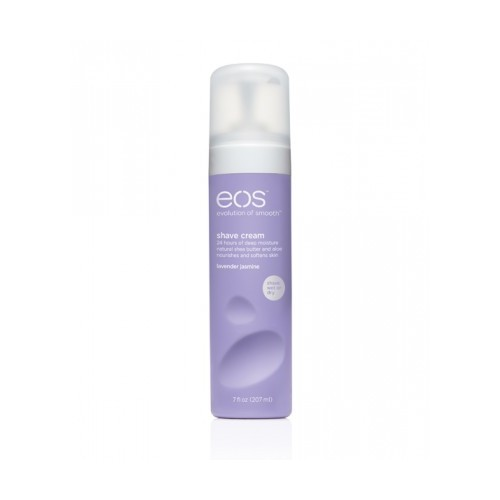 EOS Крем для бритья Lavender Jasmine, 207 мл