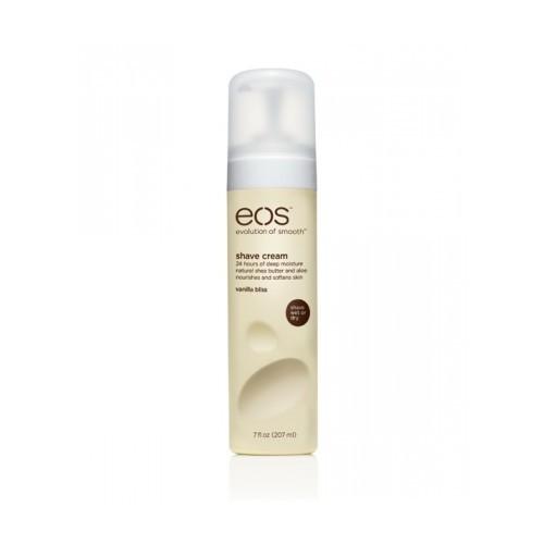 EOS Крем для бритья Vanilla Bliss, 207 мл