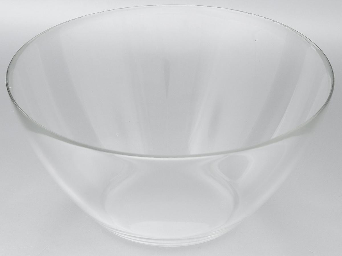 Салатник Luminarc Cosmos, диаметр 17 см115510Салатник Luminarc Cosmos выполнен из ударопрочного стекла и имеет классическую круглую форму. Он прекрасно впишется в интерьер вашей кухни и станет достойным дополнением к кухонному инвентарю. Салатник Luminarc Cosmos подчеркнет прекрасный вкус хозяйки и станет отличным подарком. Диаметр салатника (по верхнему краю): 17 см.