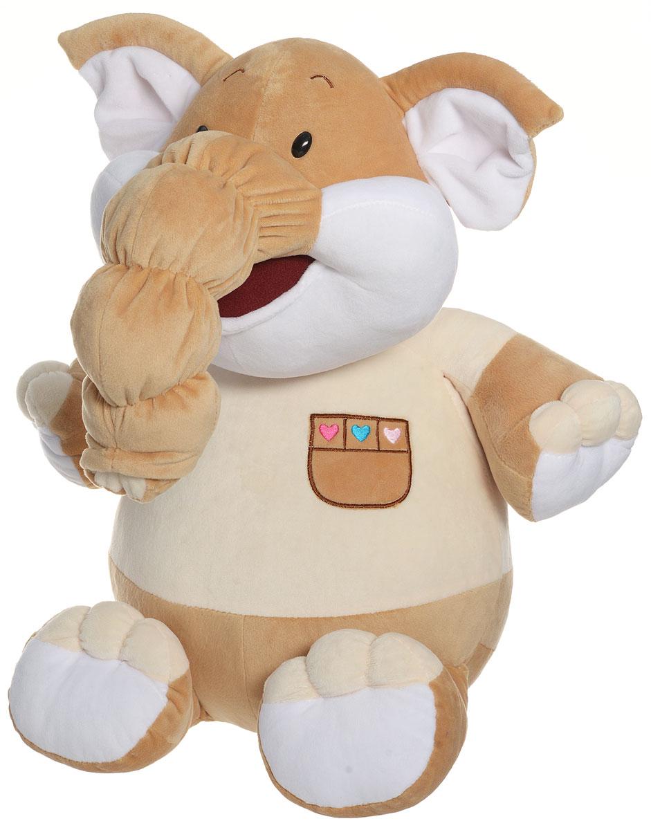 СмолТойс Мягкая игрушка Слоник Дези 43 см