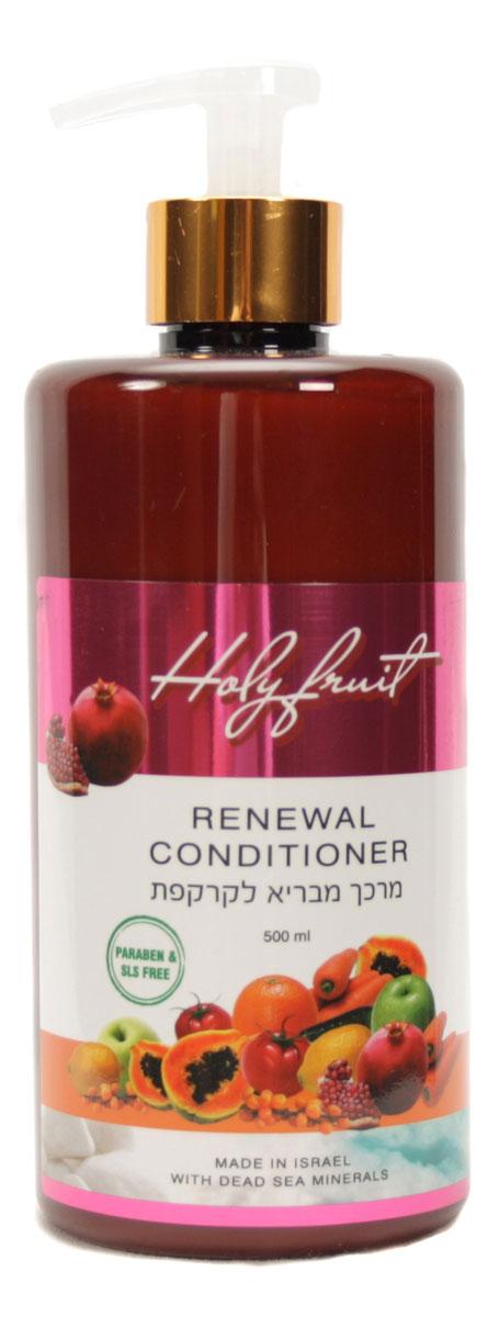 Holy Fruit Кондиционер Восстанавливающий (масло граната) Restorative Conditioner , 500 млKap300Кондиционер так же, как и шампунь с маслом граната, эффективно ухаживает за волосами, склонными к жирности. Он завершает противовоспалительное и антибактериальное воздействие. Обеспечивает глубокое увлажнение, разглаживает волокна волос, защищает их от потери влаги. Волосы становятся гладкими и блестящими, именно такие сравнивают с шелком. Для закрепления результата рекомендуется использование Восстанавливающей маски (масло граната).