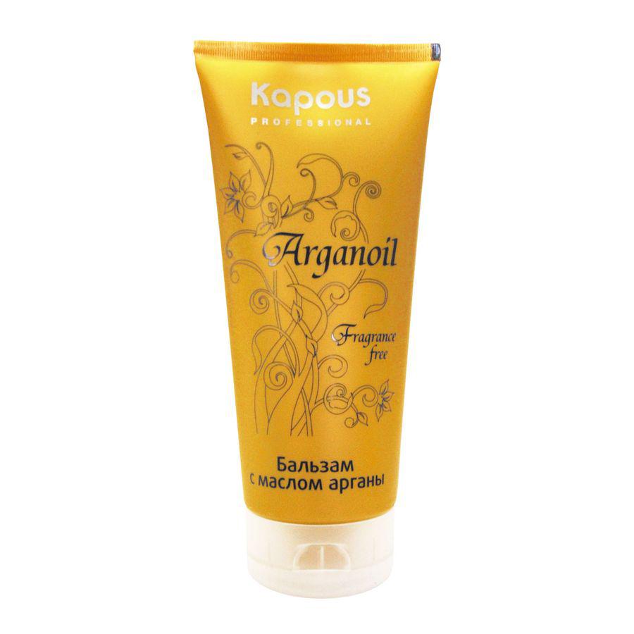 Kapous Бальзам для волос с маслом арганы Arganoil 200 млMP59.4DУвлажняющий бальзам Kapous серии Arganoil эффективно питает волосы, способствует их восстановлению и нормальному росту. Это средство просто незаменимо при уходе за ломкими, поврежденными волосами. Оно поможет сделать их послушными, гладкими и ухоженными. Бальзам придает им мягкость и прочность. Бальзам также эффективен при проблеме секущихся кончиков. Он усиливает рост волос. Это средство защищает волосы и кожу головы от вредного солнечного воздействия, способствующего выгоранию цвета и старению клеток.Результат: При применении бальзама замедляется процесс старения, вызванный естественными возрастными факторами и неблагоприятным воздействием химических реакций.Снабжая волосы энергией,оказывает антистрессовое воздействие на волосы.