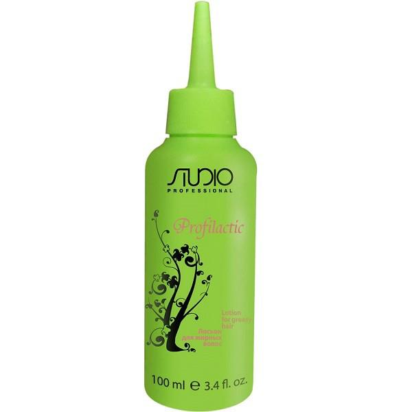 Kapous Profilactic Лосьон для жирных волос 100 мл12Лосьон для жирных волос нормализует работу сальных желез, восстанавливает естественный баланс кожи головы, устраняет жирный блеск на волосах. Пантенол ухаживает за кожей головы, Экстракт апельсина и витамины групп А, В, С оказывают противовоспалительное действие и необходимы для нормальной работы сальных желез.
