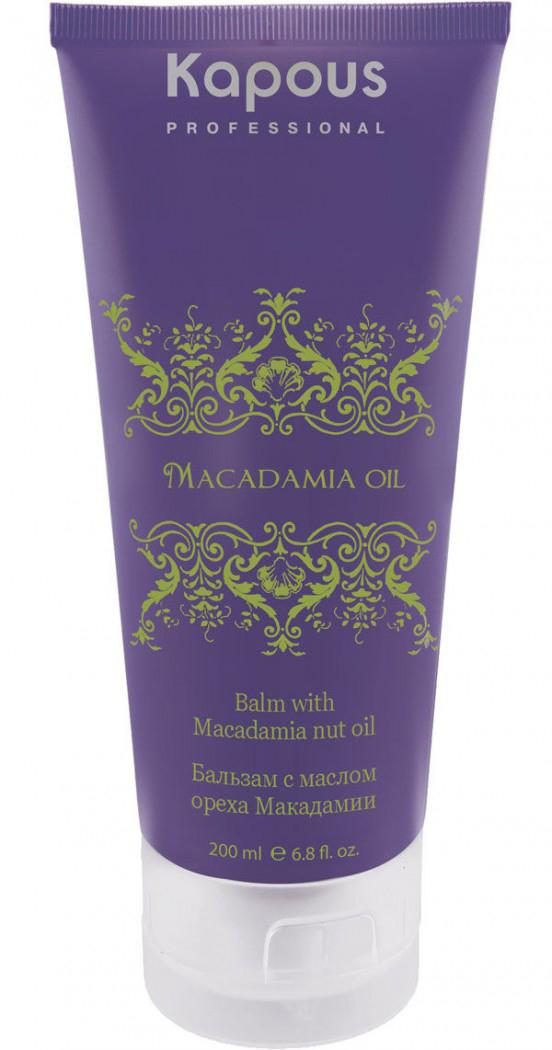 Kapous Маска для волос с маслом ореха макадамии Macadamia Oil 150 мл  недорого