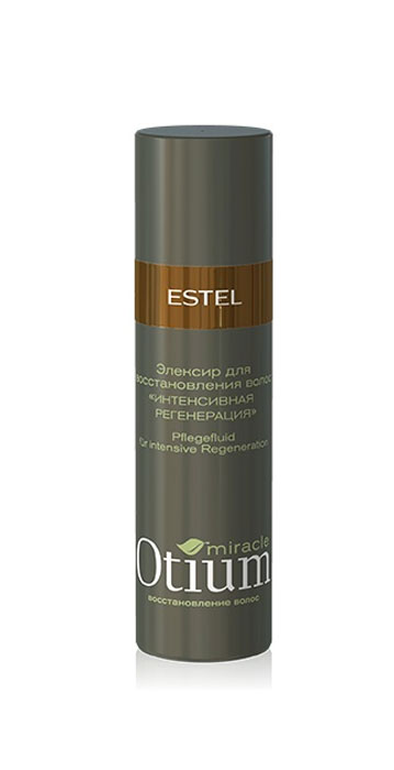 Estel Otium Miracle Эликсир для восстановления волос Интенсивная регенерация, 100 млOT.109Estel Otium Miracle Эликсир для восстановления волос Интенсивная регенерация, 100 мл