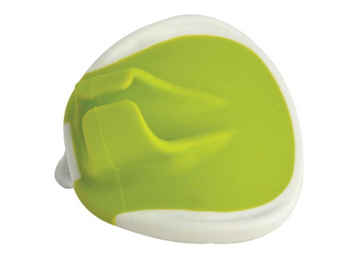 Овощечистка-напальчник Winner, 7 х 7 см94672Овощечистка-напальчник Winner изготовлена из высококачественных материалов: нержавеющей стали и пищевого пластика. Она позволит легко почистить овощи: просто наденьте ее на палец и начинайте чистить. В комплекте имеется чехол для защиты лезвия при хранении.Длина лезвия: 5,5 см.