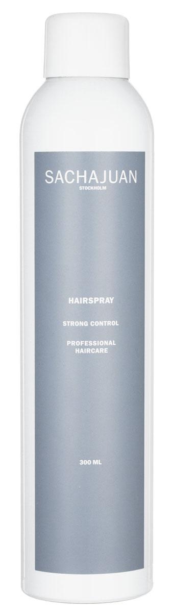Sachajuan Спрей для волос сильной фиксации 300 млMP59.4DЛак для волос сильной фиксации SACHAJUAN отлично подходит для повседневного стайлинга и великолепно фиксирует укладку, не вызывая ощущения липкости волос. Подходит для ежедневного использования, не делает волосы тусклыми и не повреждает их. Наносить после завершения укладки.