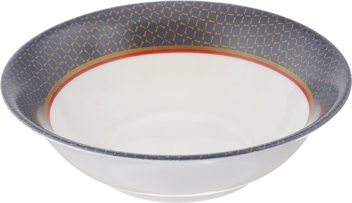 Салатник Luminarc Alto Saphir, диаметр 16 см54 009312Салатник Luminarc Alto Saphir выполнен из ударопрочного стекла и имеет классическую круглую форму. Он прекрасно впишется в интерьер вашей кухни и станет достойным дополнением к кухонному инвентарю. Салатник Luminarc Alto Saphir подчеркнет прекрасный вкус хозяйки и станет отличным подарком. Диаметр салатника (по верхнему краю): 16 см.