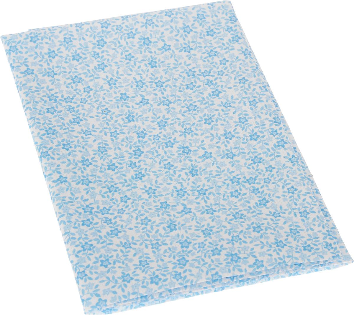 Ткань для пэчворка Артмикс Яркие цветочки, цвет: белый, голубой, 48 x 50 см695807_31Ткань Артмикс Яркие цветочки, изготовленная из 100% хлопка, предназначена для пошива одеял, покрывал, сумок, аппликаций и прочих изделий в технике пэчворк. Также подходит для пошива кукол, аксессуаров и одежды.Пэчворк - это вид рукоделия, при котором по принципу мозаики сшивается цельное изделие из кусочков ткани (лоскутков). Плотность ткани: 120 г/м2.УВАЖАЕМЫЕ КЛИЕНТЫ!Обращаем ваше внимание, на тот факт, что размер отреза может отличаться на 1-2 см.