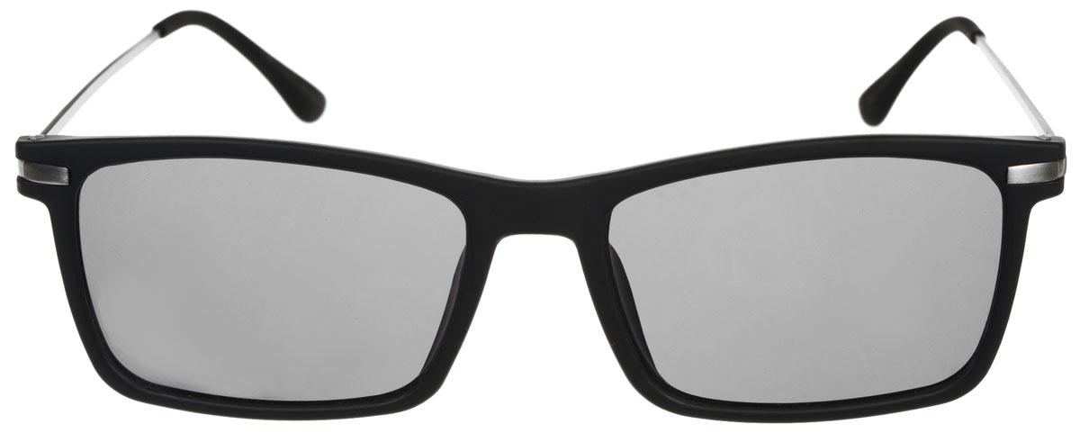 Очки солнцезащитные мужские Fabretti, цвет: черный. A1601-1BM8434-58AEСолнцезащитные мужские очки Fabretti выполнены с линзами из высококачественного пластика.Используемый пластик не искажает изображение, не подвержен нагреванию и вредному воздействию солнечных лучей, защищает от бликов, повышает контрастность и четкость изображения, снижает усталость глаз и обеспечивает отличную видимость. Линзы имеют степень затемнения Cat. 3.Пластиковая оправа очков с металлическими дужками легкая, прилегающей формы и поэтому не создает никакого дискомфорта.Такие очки защитят глаза от ультрафиолетовых лучей, подчеркнут вашу индивидуальность и сделают ваш образ завершенным.