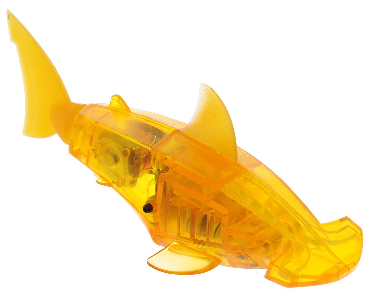 HexBug Микро-робот AquaBot с аквариумом цвет желтый - Интерактивные игрушки