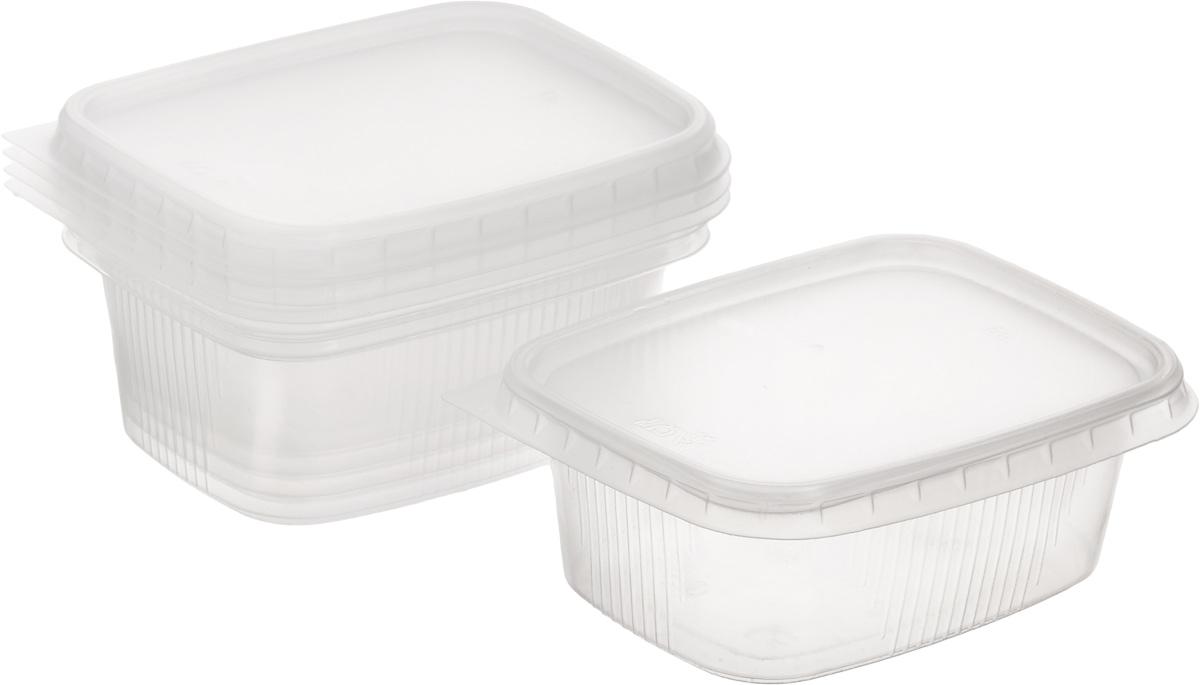 Контейнеры для заморозки зелени Хозяюшка Мила, 200 мл, 5 шт21395599Контейнерыдля заморозки зелени Хозяюшка Мила изготовлены из пищевого полипропилена. Для улучшения морозостойкости контейнеров используются специальные добавки полимеров, которые снижают границу использования материала до 30°С, поэтому не рекомендуется повторно использовать контейнеры и разогревать в них продукты. Крышка плотно прилегает к контейнеру, исключая проникновение посторонних запахов.Размер контейнера: 11,5 х 8,5 х 4,3 см.