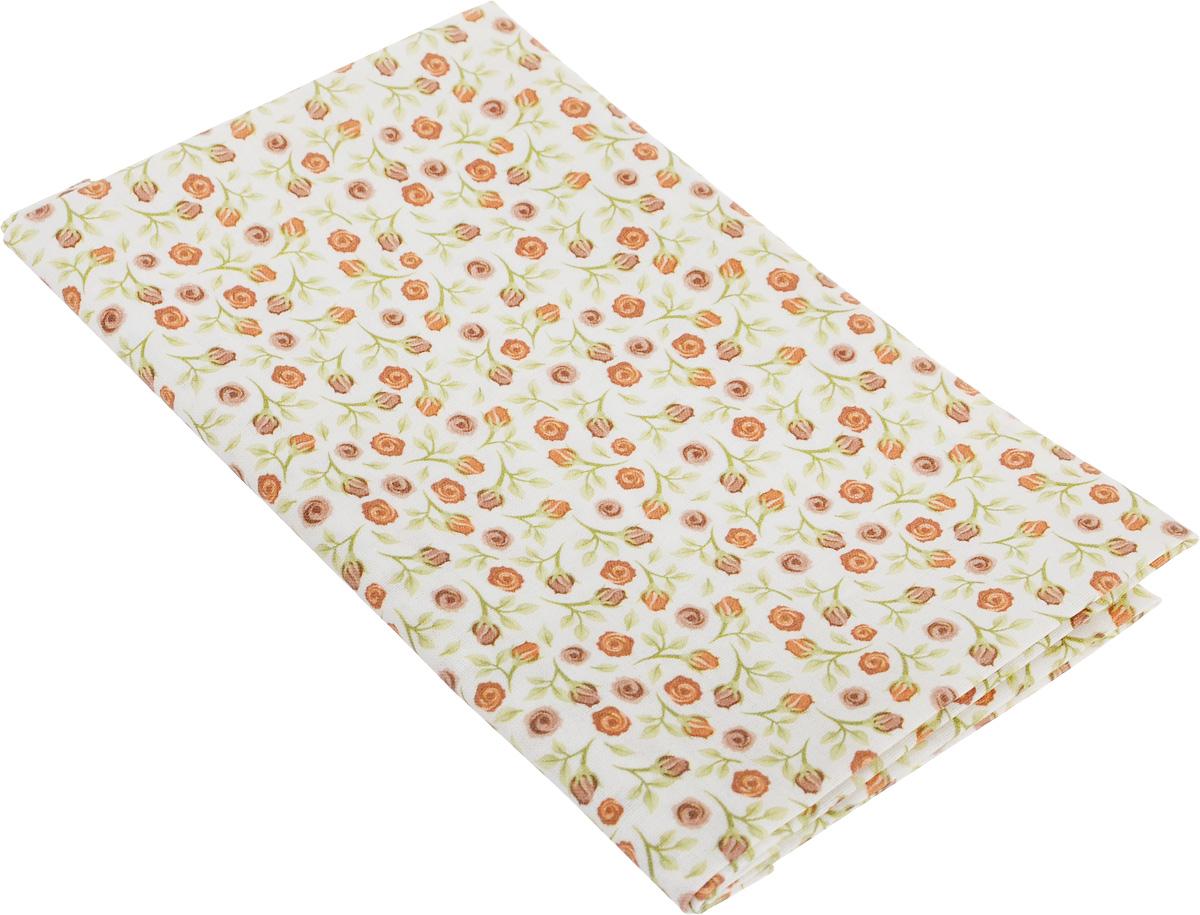 Ткань для пэчворка Артмикс Акварельные розочки, 48 х 50 см. AM572006695807_30Ткань Артмикс Акварельные розочки, изготовленная из 100% хлопка, предназначена для пошива одеял, покрывал, сумок, аппликаций и прочих изделий в технике пэчворк. Также подходит для пошива кукол, аксессуаров и одежды.Пэчворк - это вид рукоделия, при котором по принципу мозаики сшивается цельное изделие из кусочков ткани (лоскутков). Плотность ткани: 120 г/м2.УВАЖАЕМЫЕ КЛИЕНТЫ!Обращаем ваше внимание, на тот факт, что размер отреза может отличаться на 1-2 см.