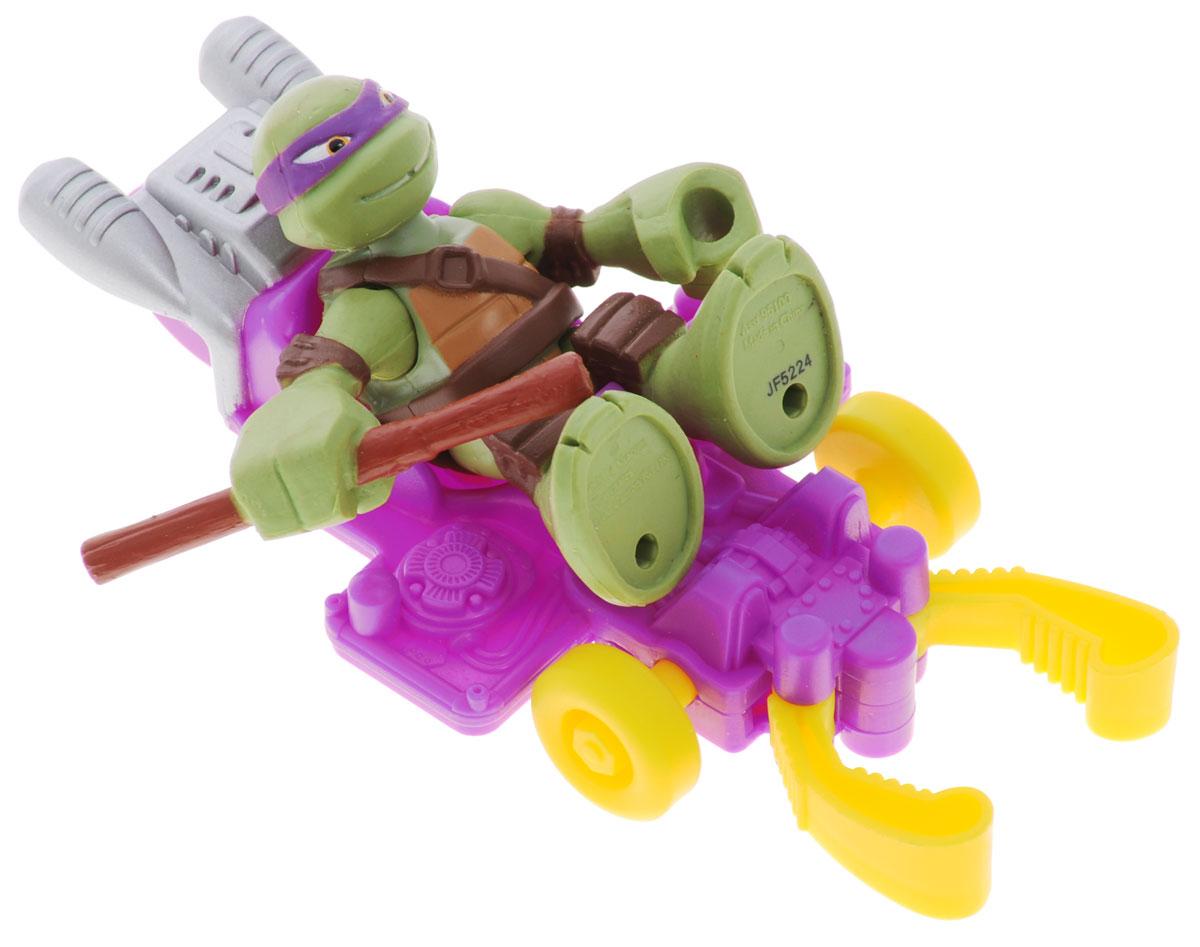 Черепашки Ниндзя Фигурка Донни на санях магазин игрушек ниндзя черепашки ниндзя